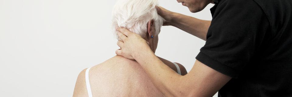 chiropractisch onderzoek bij Chiropractie Utrechtse Heuvelrug